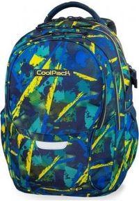 Żółty plecak Coolpack