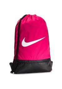 Nike Worek BA5338 Różowy. Kolor: różowy