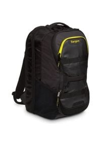 Czarny plecak na laptopa TARGUS sportowy