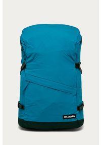 Niebieski plecak columbia