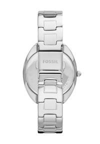 Srebrny zegarek Fossil