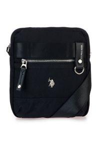 Czarna torba U.S. Polo Assn elegancka