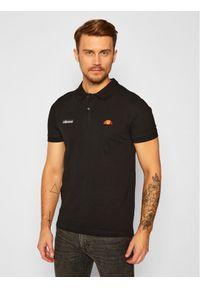 Czarna koszulka polo Ellesse polo
