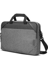 Szara torba na laptopa LENOVO casualowa
