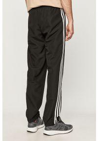 Czarny komplet dresowy Adidas