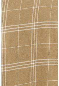 Selected - Koszula. Typ kołnierza: button down. Kolor: zielony. Materiał: tkanina. Długość rękawa: długi rękaw. Długość: długie