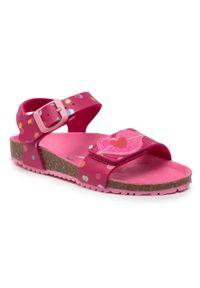 Różowe sandały Agatha Ruiz de la Prada