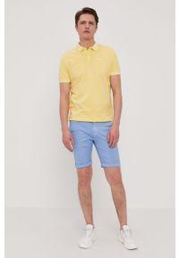 Niebieskie szorty Pepe Jeans casualowe, na co dzień