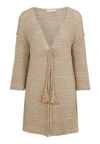 Cream Sweter Basil Sand female beżowy/żółty M (38). Kolor: żółty, wielokolorowy, beżowy