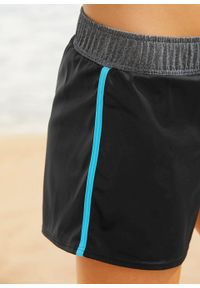 Szary strój kąpielowy bonprix melanż