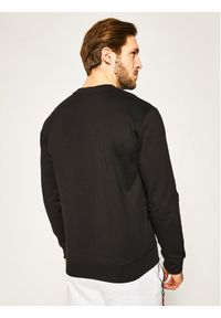 MCQ Alexander McQueen Bluza 387535 RMT73 1000 Czarny Regular Fit. Kolor: czarny