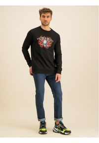 Czarna bluza John Richmond
