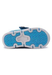 Bartek - Sneakersy BARTEK - 71949-SAD Niebieski. Okazja: na spacer, na co dzień. Zapięcie: rzepy. Kolor: niebieski. Materiał: skóra, zamsz, materiał. Szerokość cholewki: normalna. Styl: casual