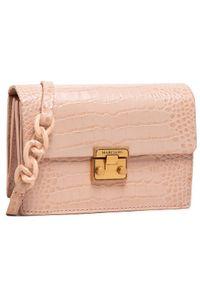 Różowa torebka Marciano Guess
