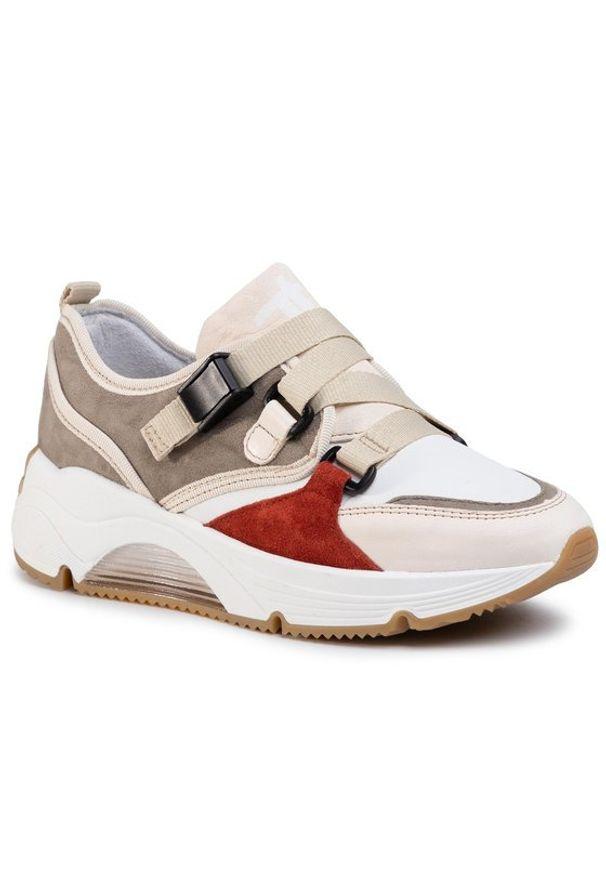 Szare buty sportowe Togoshi