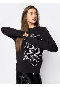 Czarna bluza Sportmax Code
