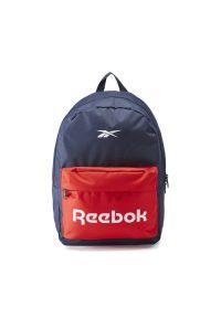 Plecak Reebok sportowy, gładki