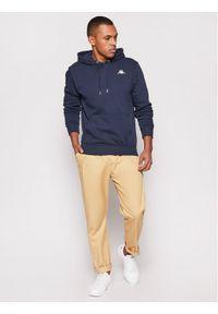 Niebieska bluza Kappa #4