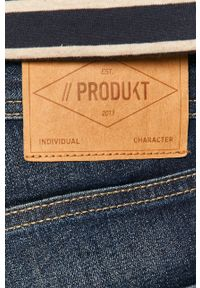 PRODUKT by Jack & Jones - Produkt by Jack & Jones - Jeansy. Okazja: na co dzień. Kolor: niebieski. Styl: casual