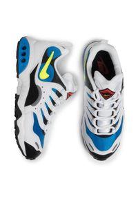 Białe półbuty Nike z cholewką, klasyczne