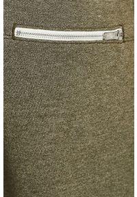 Oliwkowe spodnie dresowe Nike #5