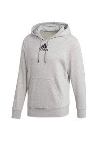 Bluza z kapturem Adidas casualowa, na co dzień
