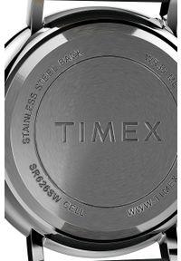 Szary zegarek Timex