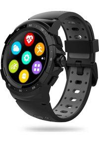Szary zegarek MYKRONOZ smartwatch