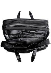 Czarna torba na laptopa MCKLEIN