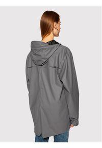 Rains Kurtka przeciwdeszczowa Unisex 1201 Szary Regular Fit. Kolor: szary #5