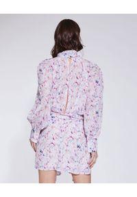 Sukienka mini IRO z nadrukiem