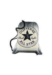 Szara torba sportowa Converse w kolorowe wzory