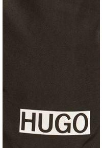 Czarne kąpielówki Hugo