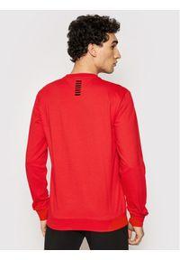 EA7 Emporio Armani Bluza 8NPM52 PJ05Z 1451 Czerwony Regular Fit. Kolor: czerwony