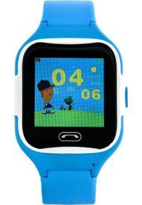 Smartwatch Pacific ZY644C Niebieski. Rodzaj zegarka: smartwatch. Kolor: niebieski