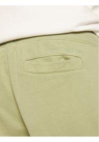 Zielone spodenki sportowe Calvin Klein Jeans