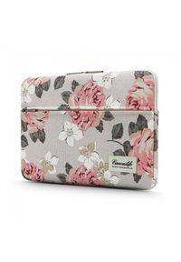 Etui na laptopa CANVASLIFE w kwiaty