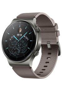 HUAWEI - Huawei Watch GT 2 Pro Classic Nebula Gray. Kolor: szary