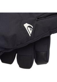 Niebieskie rękawiczki sportowe Quiksilver narciarskie
