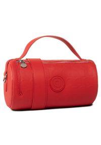 Czerwona torebka klasyczna Desigual klasyczna