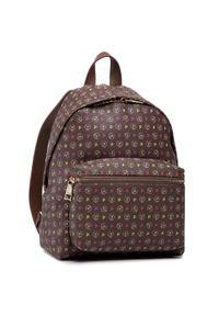 Brązowy plecak Pollini