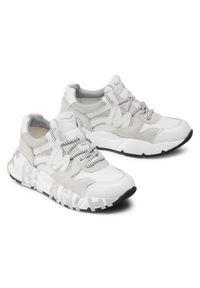 Białe buty sportowe Voile Blanche