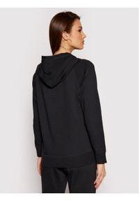 New Balance Bluza WT03802 Czarny Relaxed Fit. Kolor: czarny