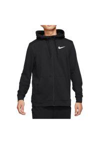 Bluza męska treningowa Nike Dri-FIT CZ6376. Materiał: bawełna, materiał, poliester. Technologia: Dri-Fit (Nike)