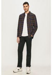 Vans - Spodnie. Kolor: czarny. Materiał: tkanina