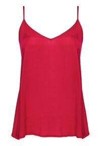 Czerwona piżama