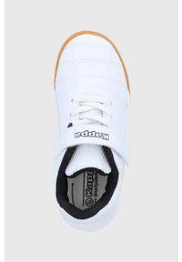 Kappa - Buty dziecięce Furbo. Nosek buta: okrągły. Zapięcie: rzepy. Kolor: czarny. Materiał: syntetyk, skóra ekologiczna, materiał #5