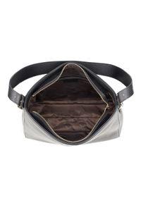 Czarna torebka worek Wittchen na ramię #4