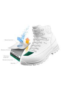 Zielone buty trekkingowe Zamberlan Gore-Tex, trekkingowe