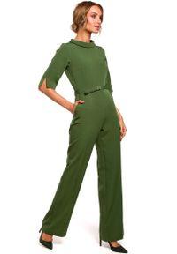 Zielony kombinezon MOE elegancki